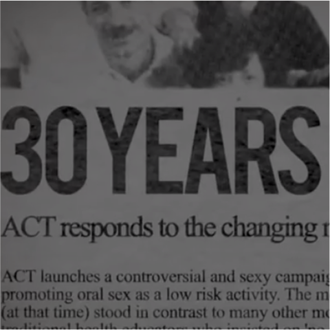 30 Years of ACT